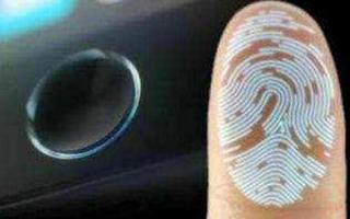 除了指纹触控技术,手机生物识别还有别的选项