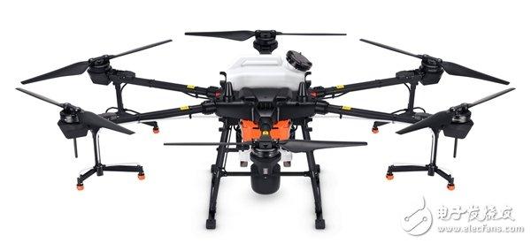 大疆推出T20农业植保无人机,可实现全自主作业