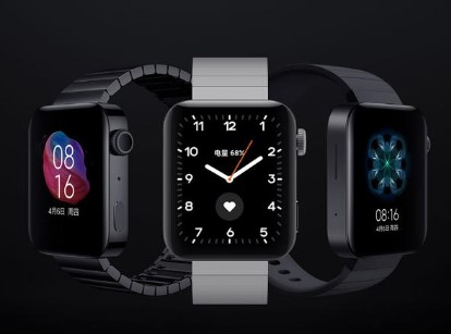 小米首款智能手表发布,配备AMOLED高清屏幕