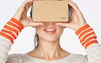 谷歌将开源已被淘汰的Cardborad VR盒子...