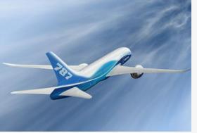 波音787梦想客机的供氧系统中有多达25%的部分可能存在故障