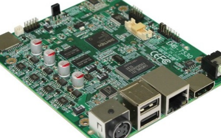 华北工控工业级ARM嵌入式主板EMB-7530正式面市
