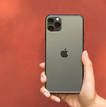 iPhone 11 Pro系列手機拍照性能測評
