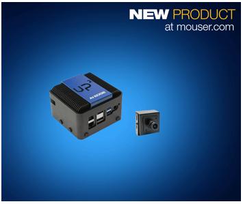 贸泽开售可选择搭载Intel Movidius Myriad X视觉处理器的 AAEON UP Squared AI Vision X开发套件