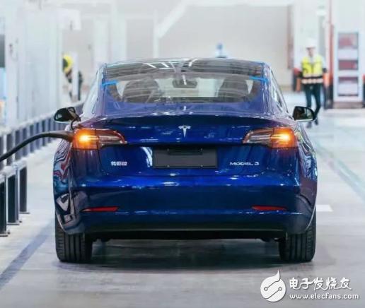 特斯拉11.11亮相 给中国电动汽车工业带来活力