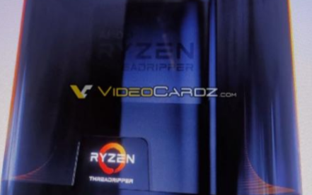 AMD第三代銳龍Threadripper處理器曝光,總體設計非常精美