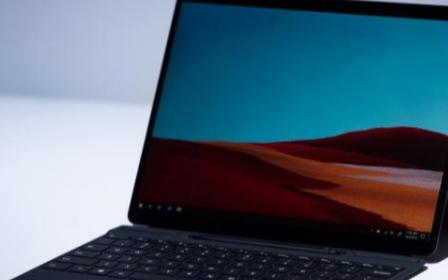 微软发布Surface Pro X二合一电脑,再度选用ARM架构