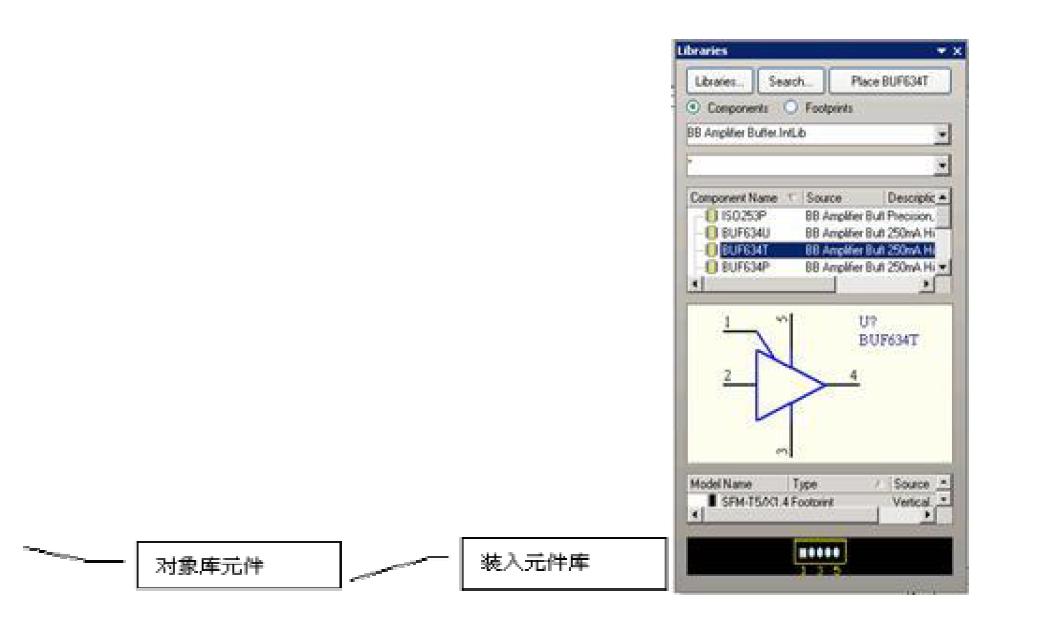 Protel DXP元件库的管理教程资料说明
