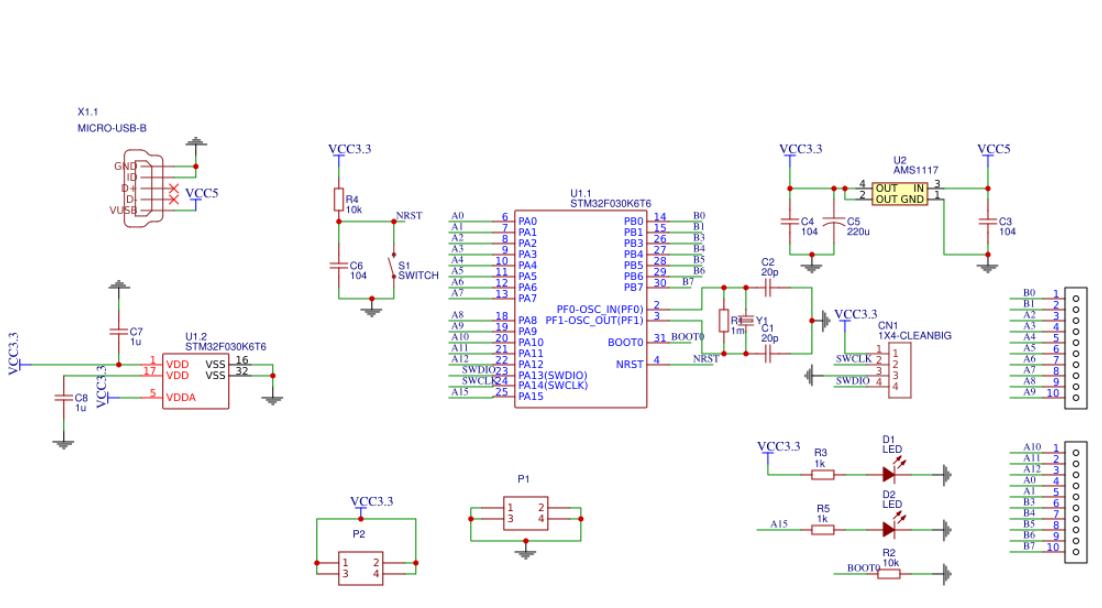 STM32F030中文寄存器参考手册免费下载
