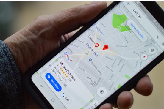 Google地图上有区块链的踪影吗