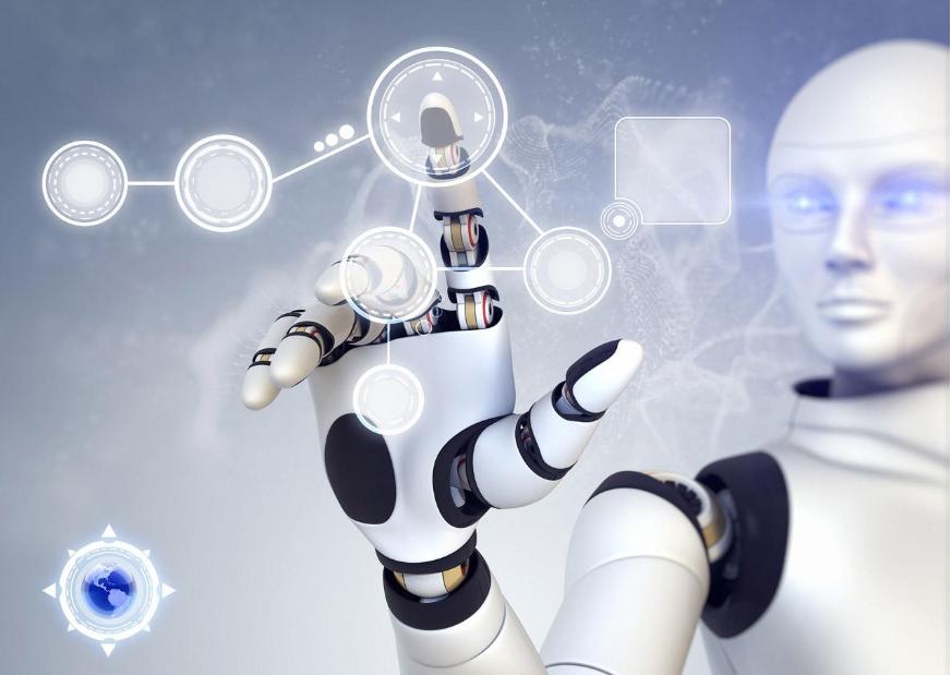 工业机器人的内部结构