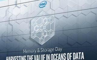 英特尔通过存储创新来加速以数据为中心的技术发展