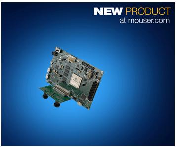 Microsemi PolarFire FPGA视频与成像套件在贸泽开售