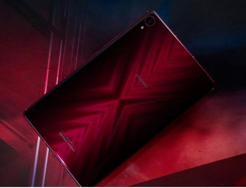 华为平板M6高能版搭载麒麟980平台和GPU Turbo技术全方位提升了游戏体验