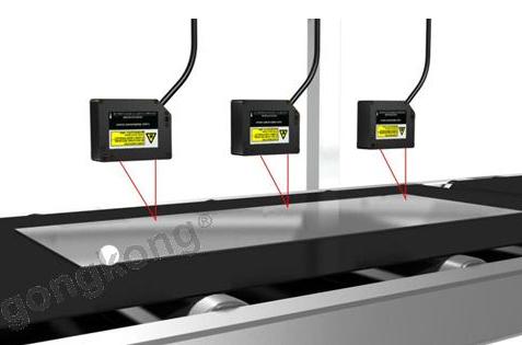 激光位移传感器检测物体表面厚度和平整度的原理解析