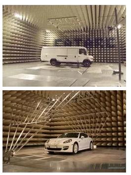 汽車電磁兼容試驗室測試平臺的設計
