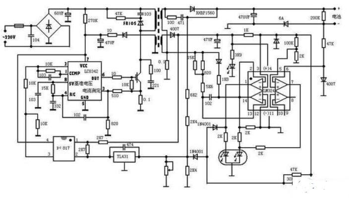 如何快速看懂电气原理图