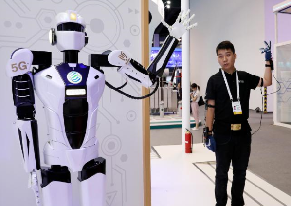 瑞士专家表示,中国在人工智能研究领域已处于重要地...