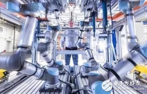 智能时代下的工业机器人将会拥有更好的发展前景