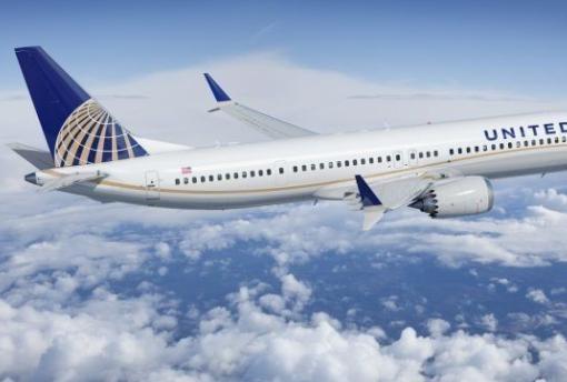 美联航预计波音737MAX飞机将停飞到明年1月6日