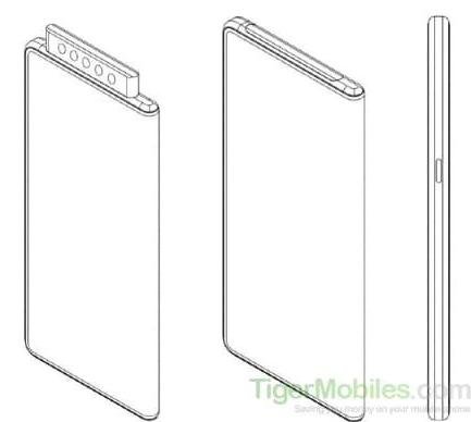 小米可折叠屏手机专利图曝光将采用外折叠方式和升降...