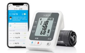 智能血压计为广大高血压医疗患者带来了福音