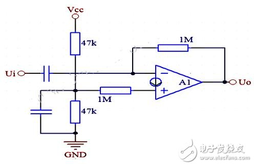 诺顿运算放大器的典型应用电路