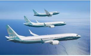 美國多家航空公司宣布將波音737MAX客機的復飛計劃推遲至2020年3月初