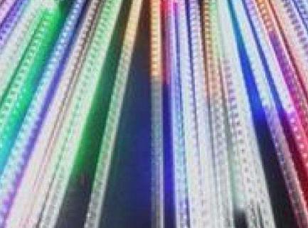 苹果照明系统专利获得美国专利局通过 照明系统中的发光二极管可以提供穿过覆盖层中的光