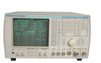 无线电综合测试仪的使用及测试的培训教材免费下载