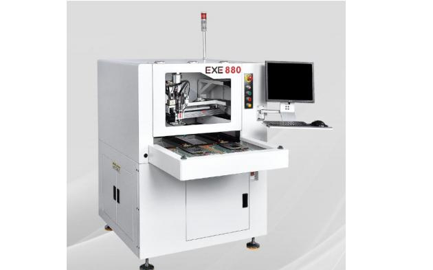 EXE880电路板分板机的操作手册免费下载