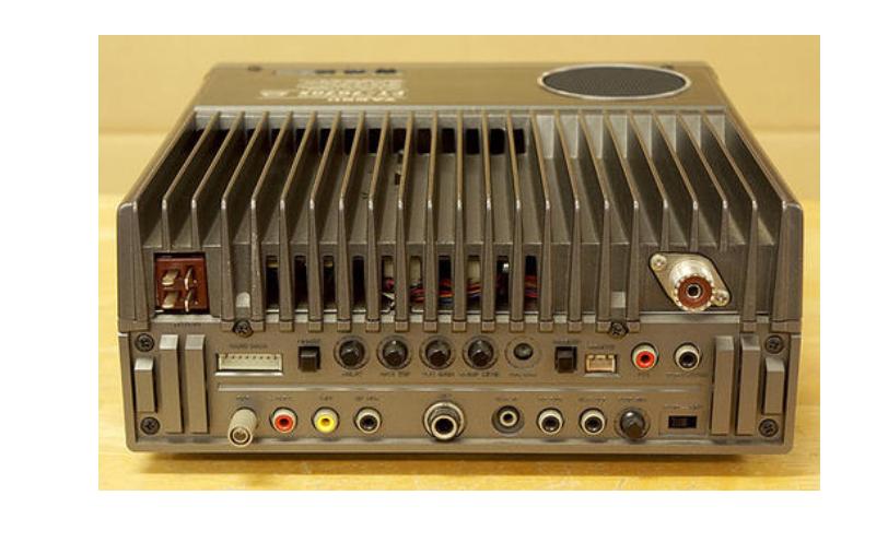FT-757GX短波电台的调整教程