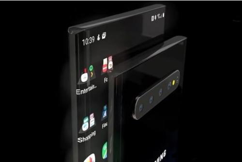 三星推出新款手机,环幕屏+120Hz+双模5G+5500mAh