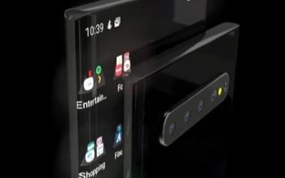 三星推出新款手机,环幕屏+120Hz+双模5G+...