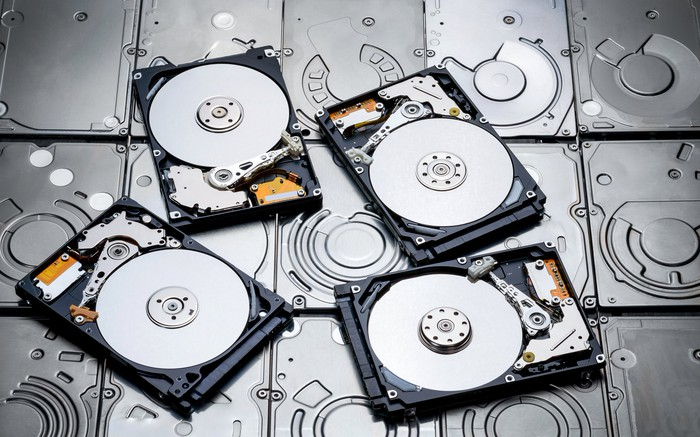 兩個存儲巨頭的故事:希捷和西部數據