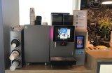 法国源讯公司推出了一款物联网自助咖啡机