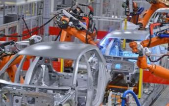 中国的工业机器人产业将会有更大的发展市场