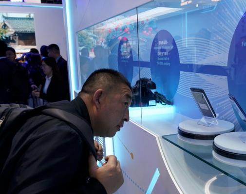 上海电信打造出了5G+智慧地铁平台