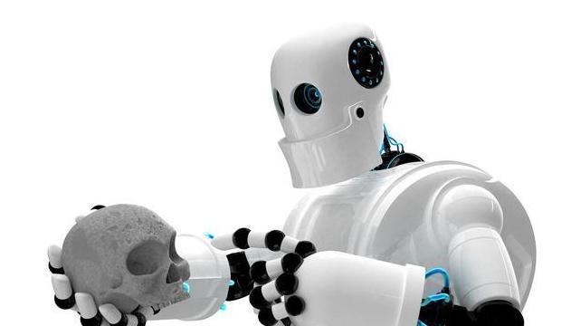 智能机器人是怎样代替人驾驶坦克的
