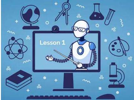 在华南师范大学附属中学,全国首个人工智能授课实验...