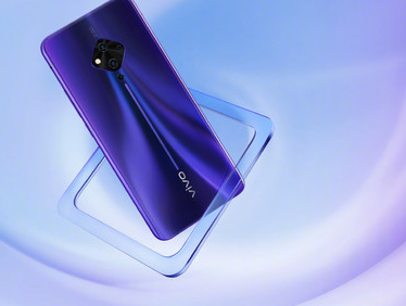 vivo S5新配色曝光偏向紫色正面搭载了6.4...