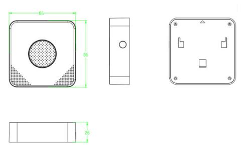 ITH17L温湿度传感器芯片的数据手册免费下载
