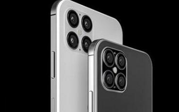 iPhone12概念图曝光,四摄加持且外观设计像...