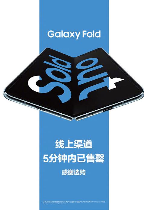 三星Galxy Fold國行版正式開售該機搭載驍龍855平臺配備6顆攝像頭
