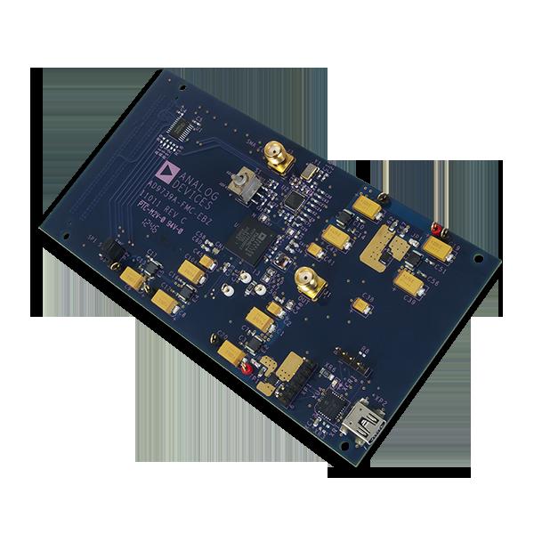 2.5 GSPS高性能数模转换器——AD9739A DAC