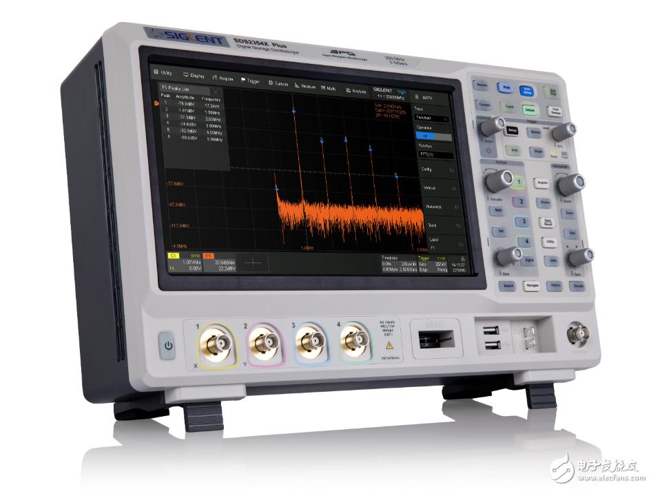 更高,更快,更强|鼎阳科技发布 SDS2000X Plus系列超级荧光示波器