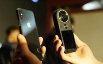 全球首款8K口袋全景相机QooCam在北京发布