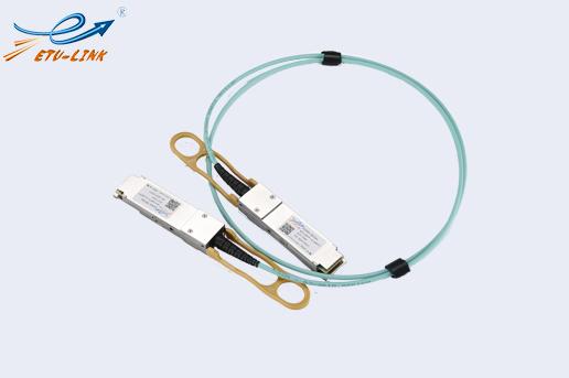 56G QSFP+ AOC有源光缆的特征及应用领域
