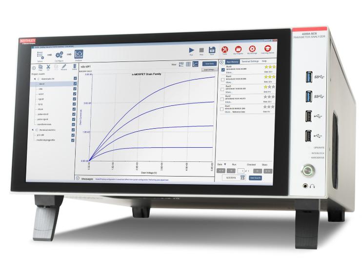 最新吉时利SMU模块解决了低电流、高电容的棘手测试挑战