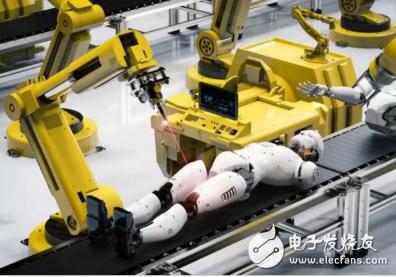 送餐机器人应用市场刚开始 未来将有很大的发展空间